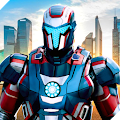 Game Iron Avenger - No Limits APK for Kindle