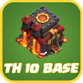 App New COC Town Hall 10 Base APK for Windows Phone