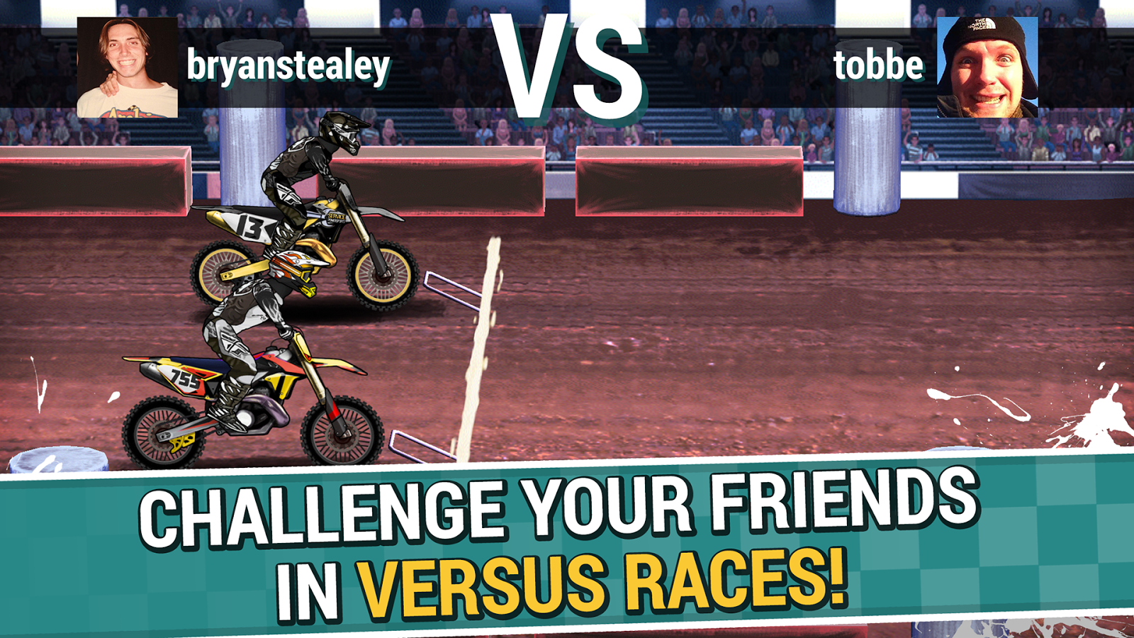 Mad Skills Motocross 2 Screenshot 8