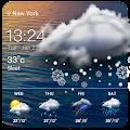 Clock & Weather - Navigator