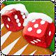 Play-Gem Backgammon: Dice Game