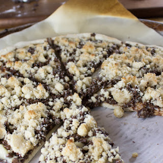 Chocolate Chip Dessert Pizza Dough Recipes