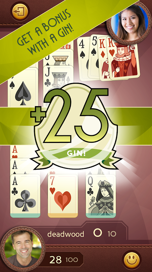 Grand Gin Rummy Screenshot 2