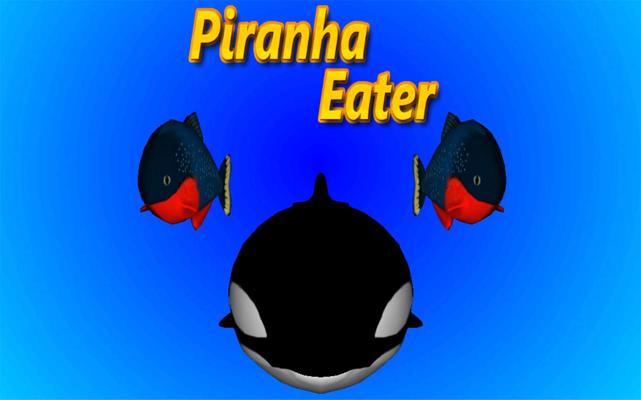 Piranha-Eater 15