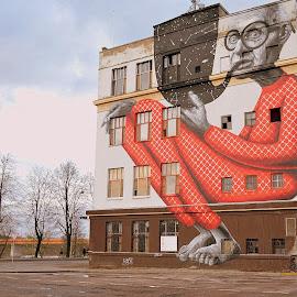 by Vida Jankaitiene - City,  Street & Park  Street Scenes