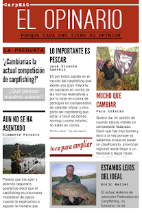 CarpMAG 0 - screenshot