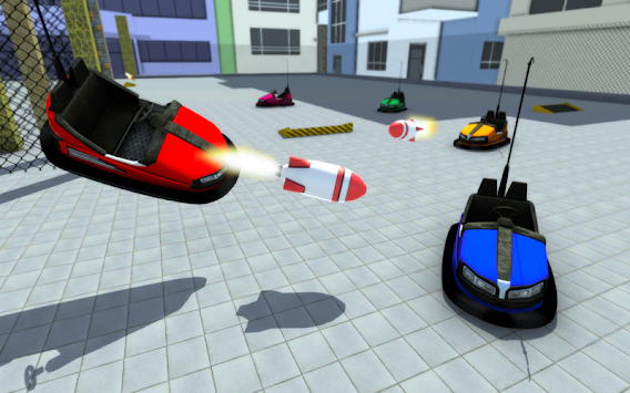 Bumper Cars Unlimited Fun APK screenshot thumbnail 4