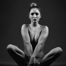 by Visit Www.rampix.co.uk - Nudes & Boudoir Artistic Nude ( shoes, rachelle summers, nude, rampix photography, fine art, @rampix_mk )