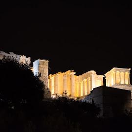 The Acropolis by Antony Antoniou - Buildings & Architecture Public & Historical ( greece, acropolis, history, athens )