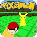 Pixelmon craft 3D: Go play now