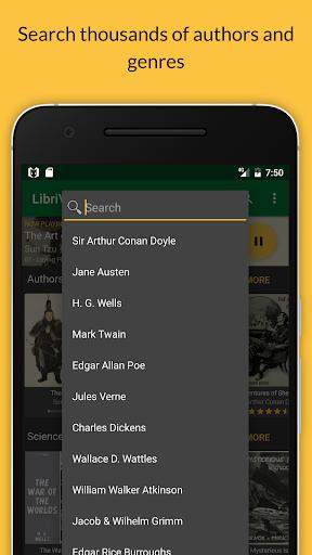 LibriVox Audio Books Free screenshot 4