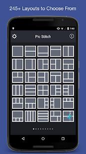 Pic Stitch - #1 Collage Maker