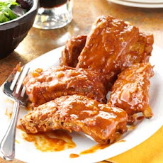 Southern Grilled Barbecued Ribs Recipe | Yummly