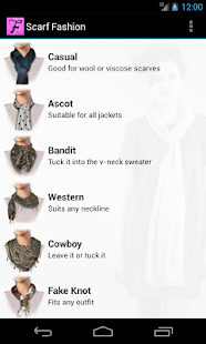 Scarf Fashion Designer