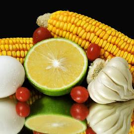 tri colour by SANGEETA MENA  - Food & Drink Ingredients