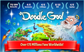 Screenshot of Doodle God HD Free