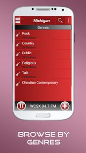 App A2Z Michigan FM Radio 2.2.0 APK for iPhone