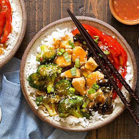10 Best Chicken Rice Bowl Healthy Recipes   Yummly