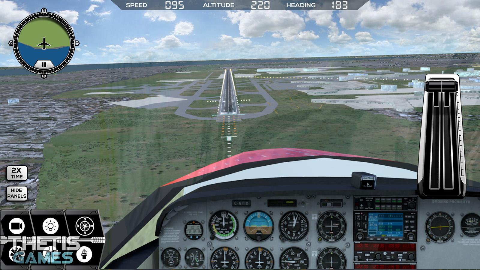 Flight Simulator FlyWings 2017 Screenshot 7