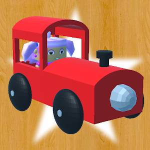 Baby Train 3D Premium For PC / Windows 7/8/10 / Mac – Free Download