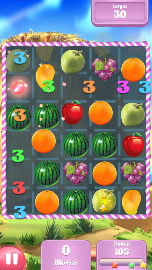 Fruit Crunch Screenshot 5