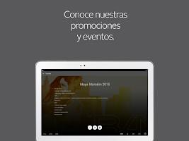 Screenshot of BAM App