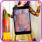 Free Download Girl Cloth Xray Scan Simulator APK for Samsung