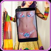 App Girl Cloth Xray Scan Simulator APK for Windows Phone
