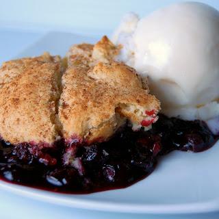 No Sugar Blueberry Cobbler Recipes