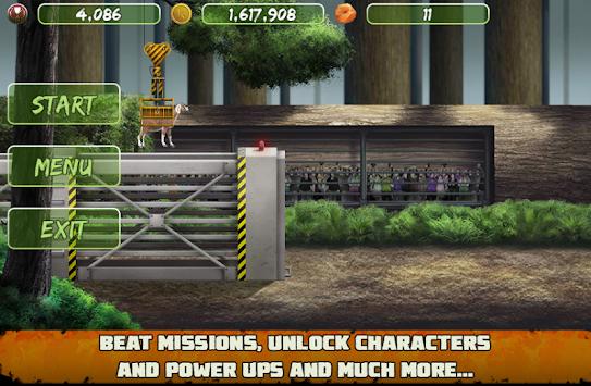 Jurassic Survivor apk screenshot