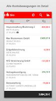 Screenshot of Sparkasse+