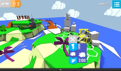 Paper Craft Battles - screenshot