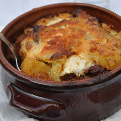 Harvest Eats Healthy Moussaka Recipe