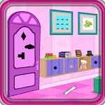 Escape Games-Pink Foyer Room Apk