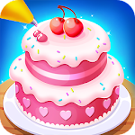 Sweet Cake Maker Icon