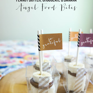 Peanut Butter Chocolate Angel Food Cake Recipes