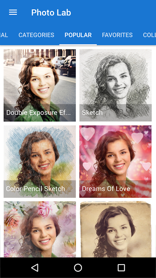 Photo Lab PRO Picture Editor: effects, blur & art Screenshot 5