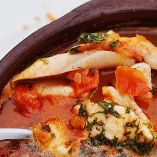 Mexican Seafood Stew