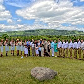 Mt. Spring Wedding by Lance Soodeen - Wedding Groups
