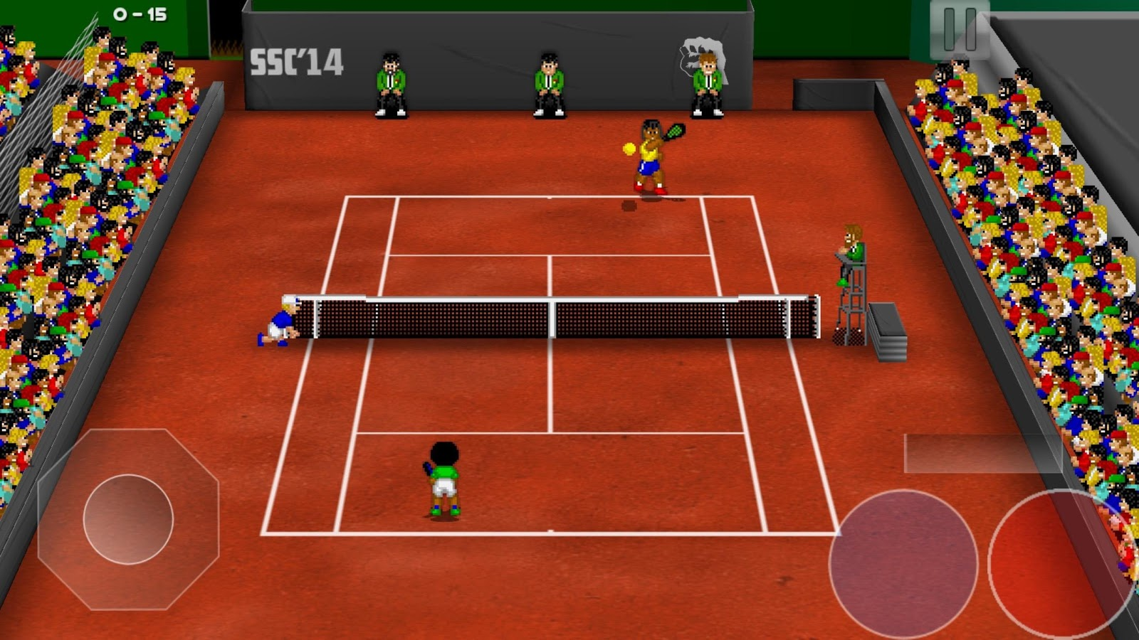 Tennis Champs Returns Screenshot 9