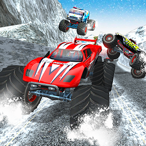 Snow Racing Monster Truck 17
