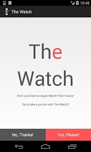 The Watch - screenshot