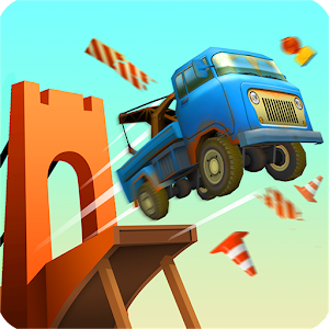 Cover art Bridge Constructor Stunts
