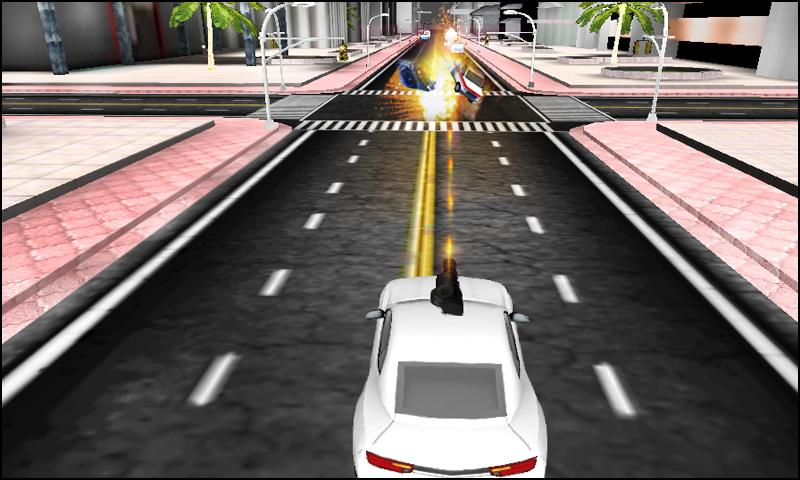 Death Racing Rivals 3D Screenshot 8