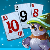Download Solitaire: Frozen Dream Forest APK on PC