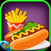 Download Hotdog Maker–Cooking Games APK on PC