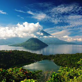 North Moluccas Icon by Mahdy Muchammad - Landscapes Mountains & Hills