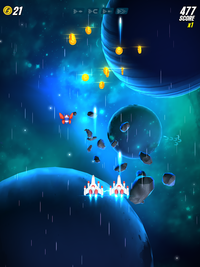 Galaga Wars Screenshot 13