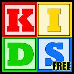 Kids Educational Game Free Icon