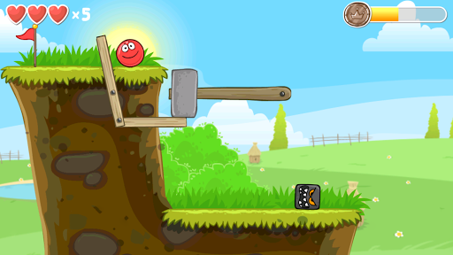 Red Ball 4 screenshot 24